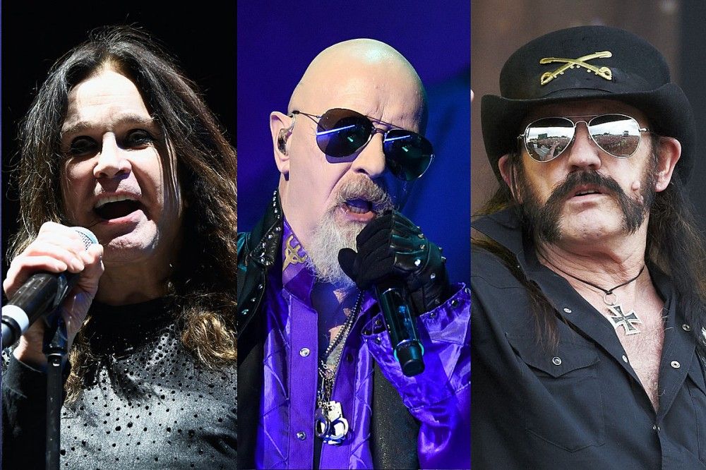 'World's Biggest Metal Prize Draw' Has Items from Sabbath, Priest, Motorhead