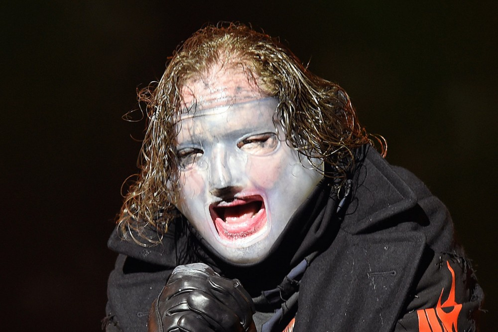 Corey Taylor Says He Is 'Challenging' Himself on New Slipknot Album