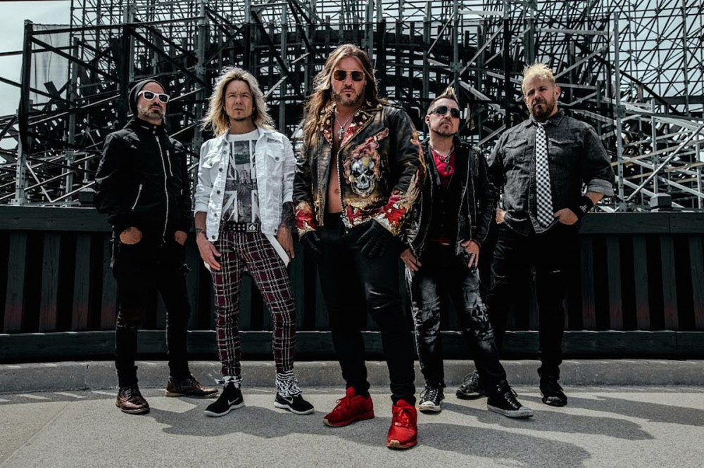 Fozzy Debut 'Sane' Video Filmed on World's Longest Wooden Rollercoaster, Announce 2021 Tour