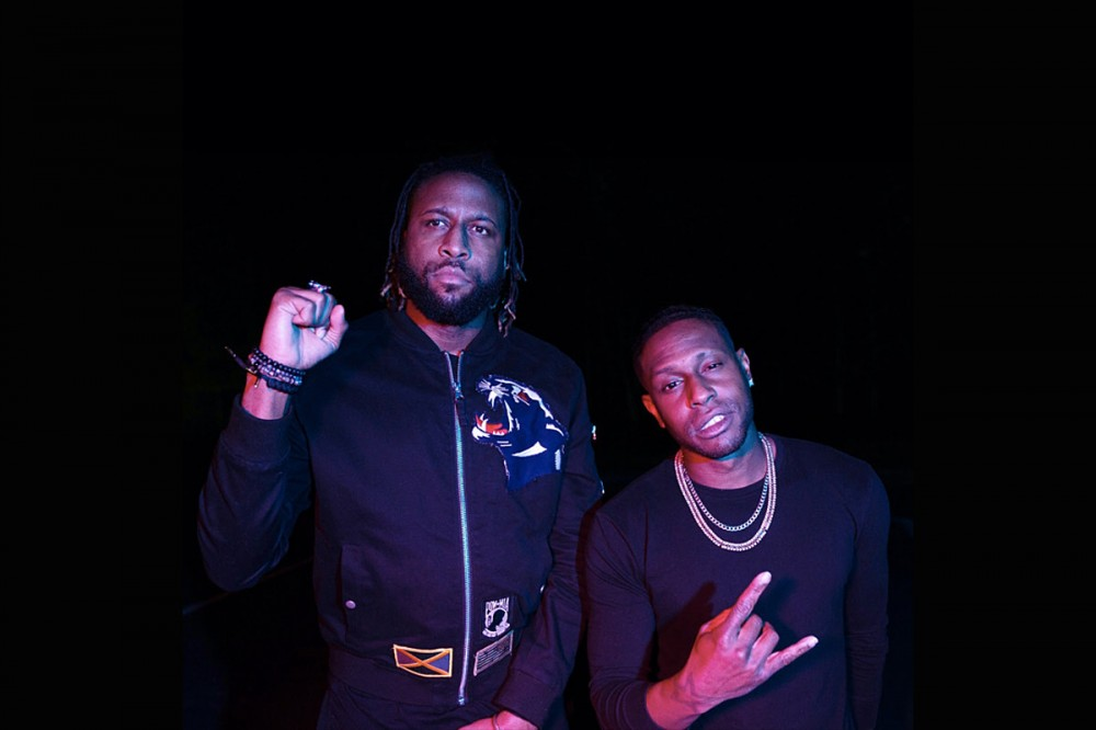 Hyro the Hero + AJ Channer Put Fake News + Fake Outrage on Blast in New Song 'FU2′