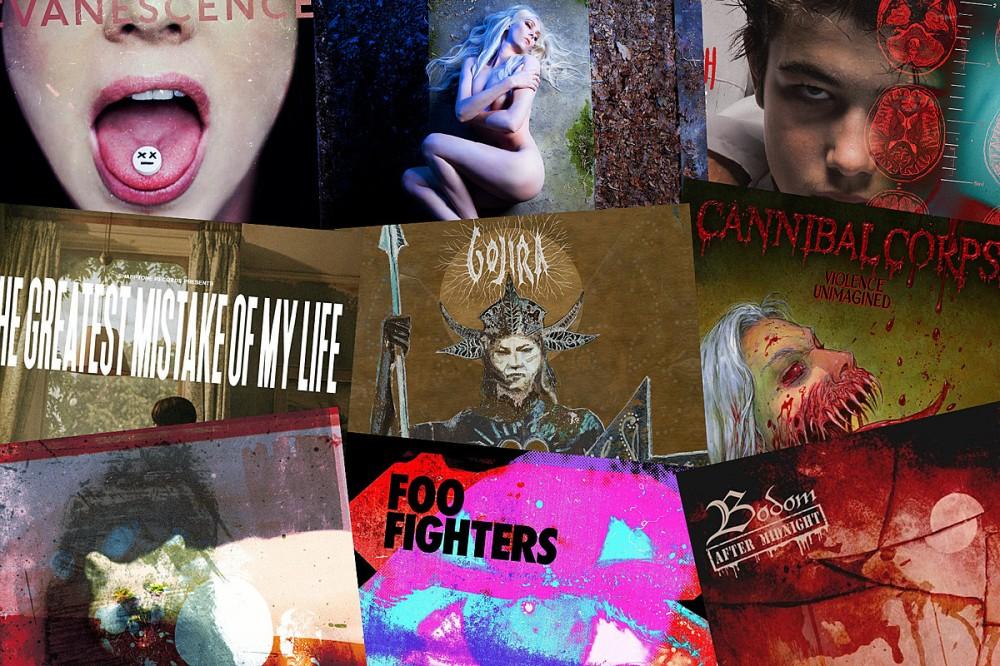 2021's Best Rock + Metal Albums (So Far)