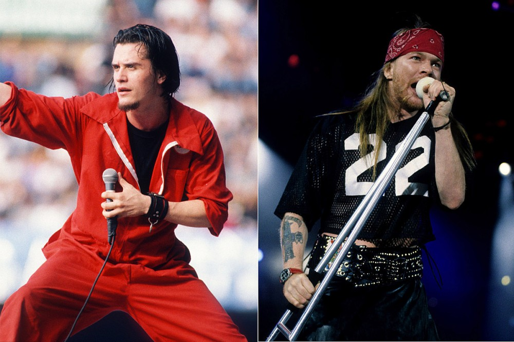 Mike Patton – I Peed on Axl Rose's Teleprompter Because GN'R Treated Us Badly