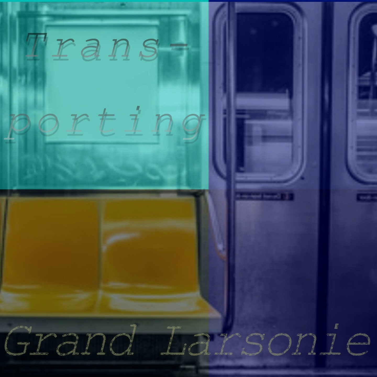 """Get Ready For An Acid-Like Hit With Grand Larsonie's """"Trans-porting"""""""