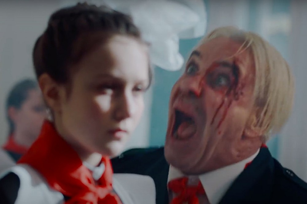 Rammstein's Till Lindemann Releases Graphic New Video for 'I Hate Kids'