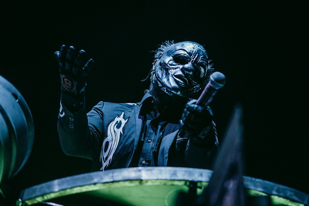 Slipknot's Clown Now a Zoom User After He 'Wouldn't Buy Into FaceTime'