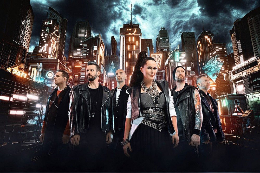 Within Temptation Announce Immersive 'The Aftermath' Virtual Reality Show