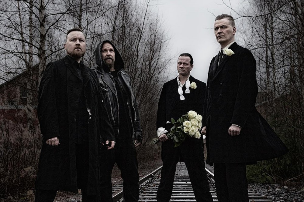 Funeral Doom Masters Skepticism Return With New Song 'Calla' + 'Companion' Album