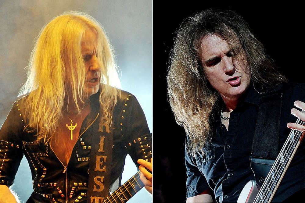 K.K. Downing Has No Doubt David Ellefson Will 'Come Back'
