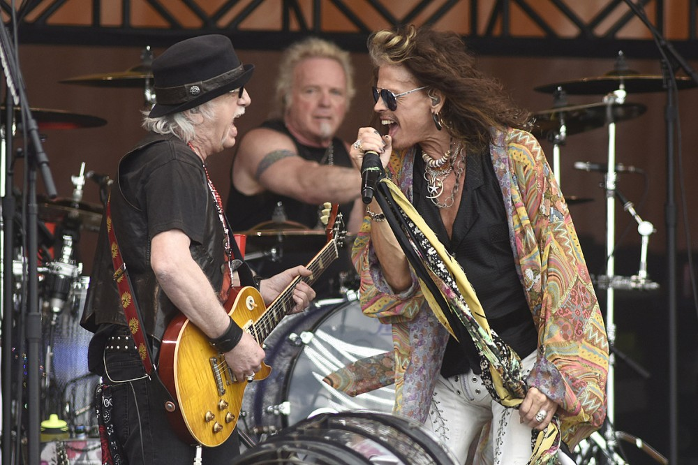 Brad Whitford Has 'Doubts' About Aerosmith Ever Playing Live Again