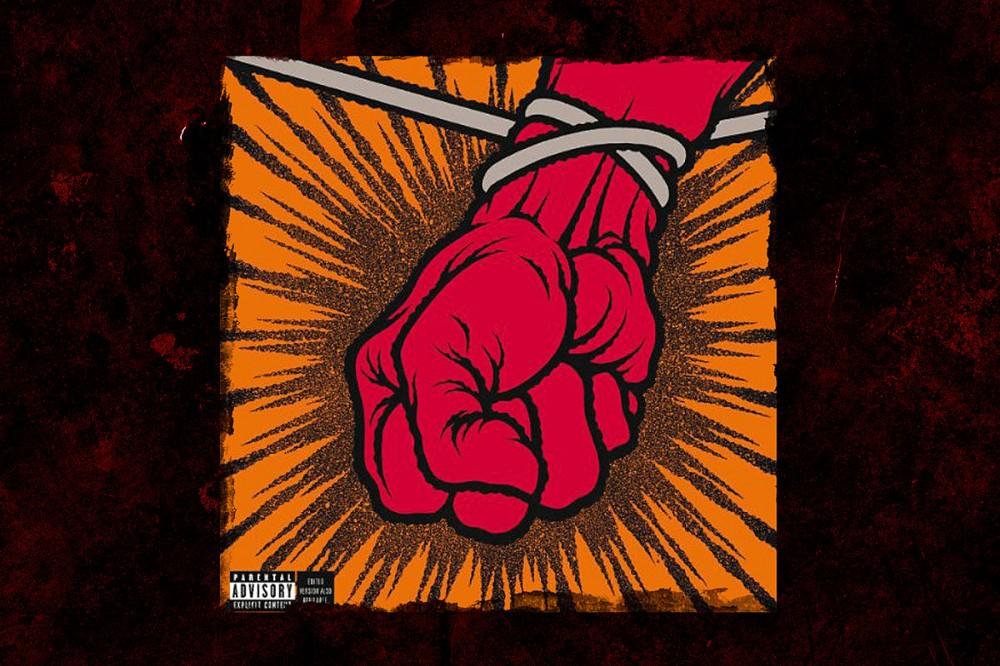 18 Years Ago: Metallica Release 'St. Anger' Amid Band Turmoil