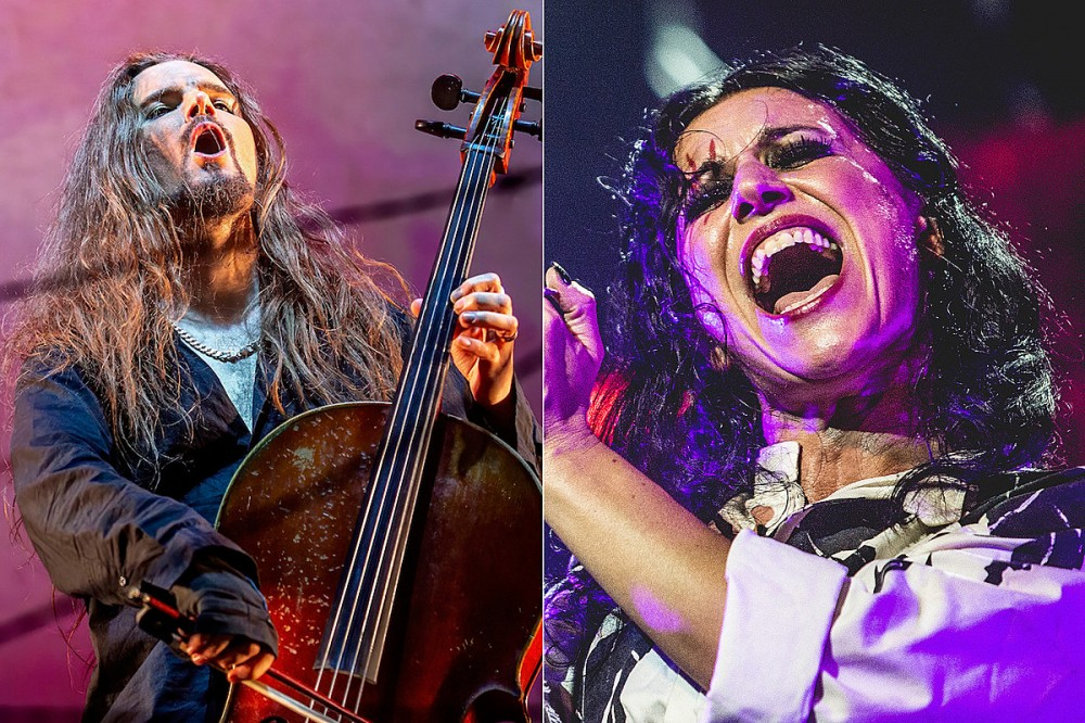 Apocalyptica + Lacuna Coil Announce Rescheduled 2022 Tour Dates