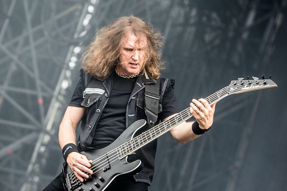 David Ellefson Knew He Was Out of Megadeth 10 Days Before Official Announcement