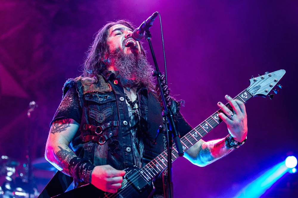 Machine Head Just Dropped Three New Songs 'Become the Firestorm,' 'Rotten' + 'Arrows in Words From the Sky'