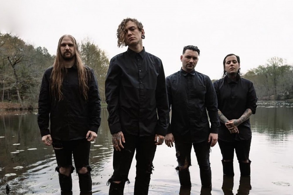 Lorna Shore Reveal New Vocalist, Release 'To the Hellfire' + Announce EP