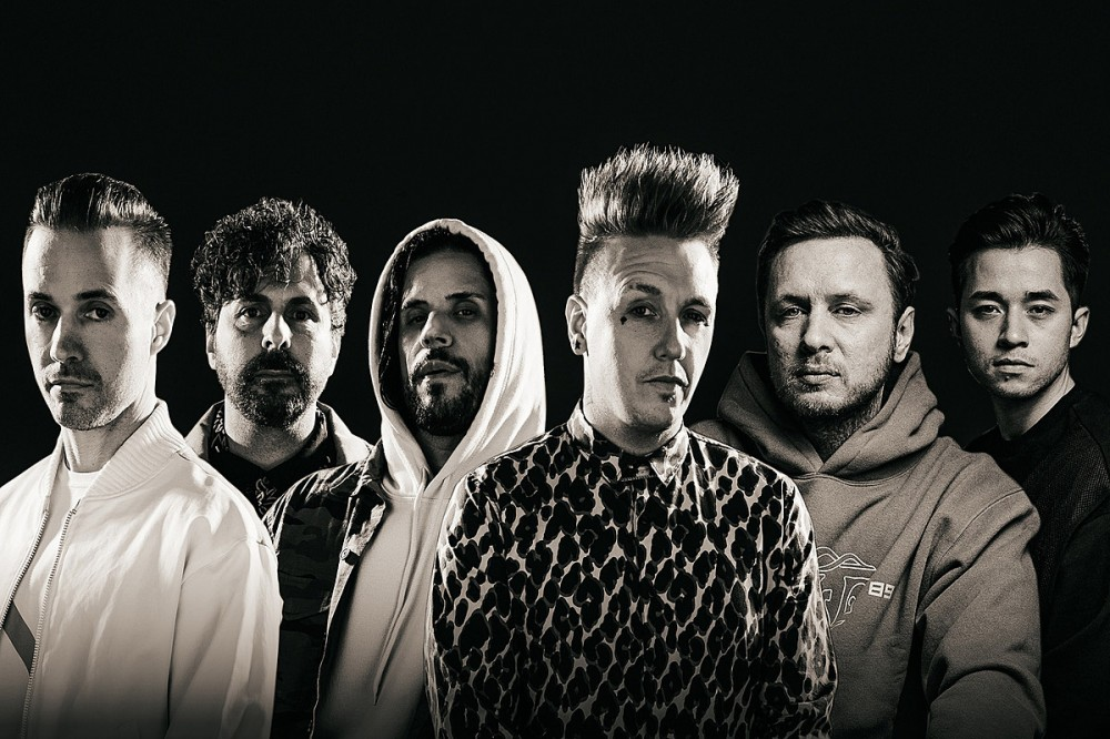 Papa Roach Team With German DJs Vize for 'Core (That's Who We Are)'