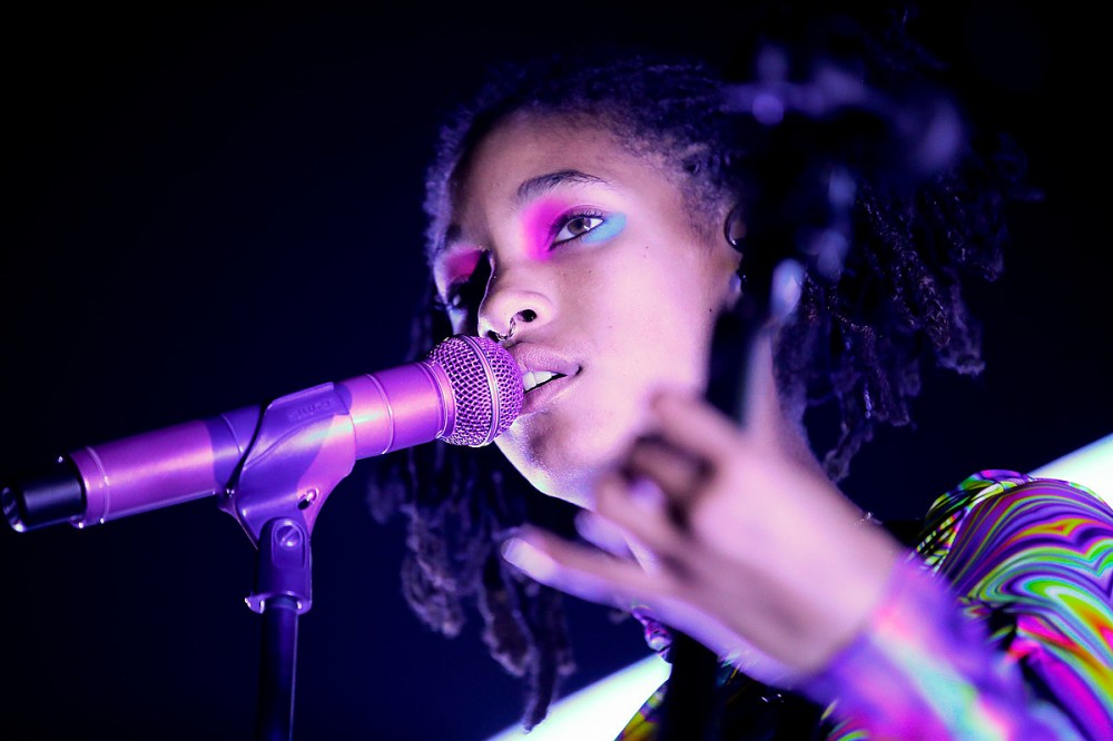 Willow Smith Says She Was Bullied for Liking Rock Music Because She's Black
