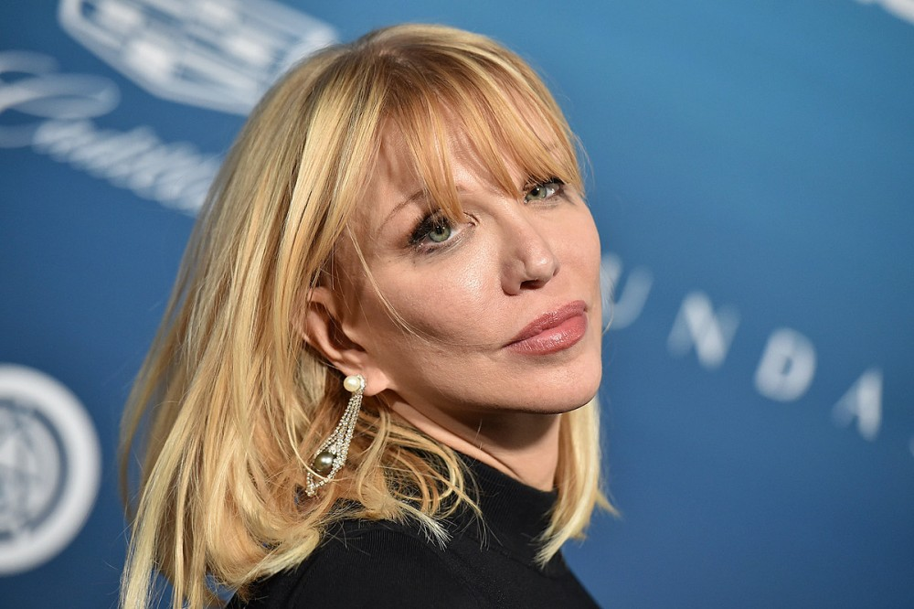 Courtney Love Disputes Nirvana Rights Agreement, Accuses Trent Reznor of Abuse
