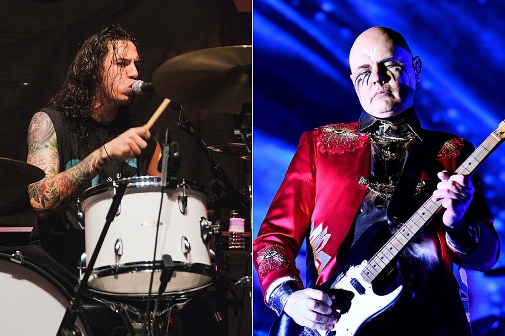 Code Orange Working on New Material With Billy Corgan