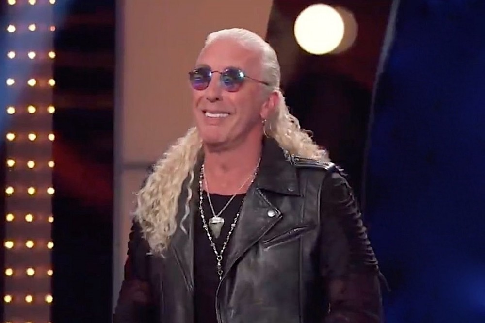 Twisted Sister's Dee Snider on 'Family Feud' Looks Just as Wild as It Sounds
