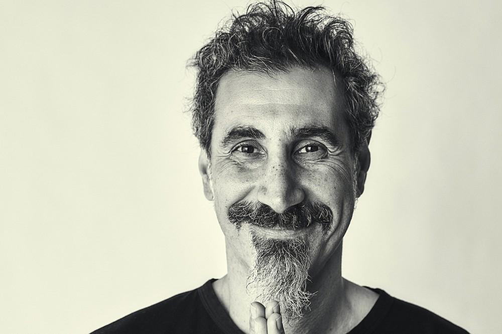 Serj Tankian Releases Epic 24-Minute Piano Concerto