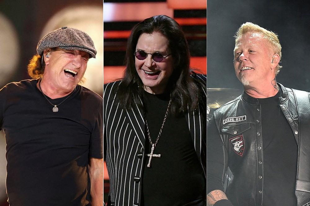 80 Rock + Metal Bands With Multiple Platinum Albums