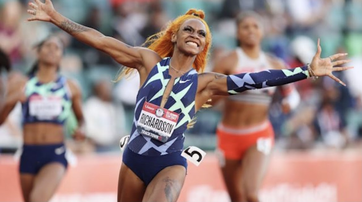 Sha'Carri Richardson Revealed That Her Mother Passed Away Ahead of Olympic Trials