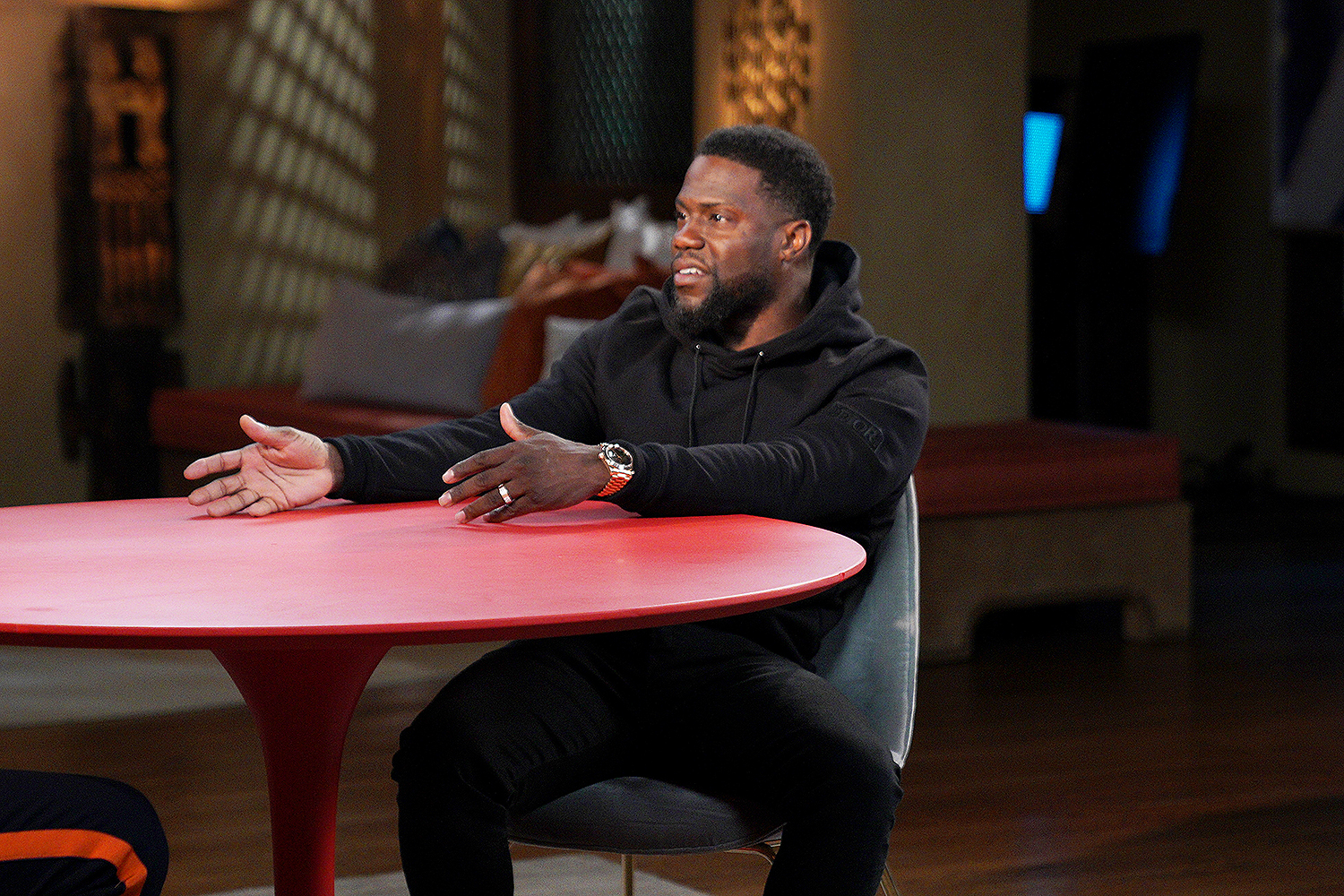Kevin Hart Reveals That His Talk With His Teen Daughter Following Cheating Scandal Was 'One Like No Other'
