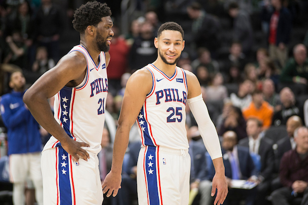 SOURCE SPORTS: Joel Embiid   Frustrated with Early 76ers Playoff Exit