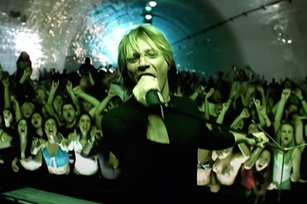 Bon Jovi's 'It's My Life' Video Surpasses One Billion YouTube Views