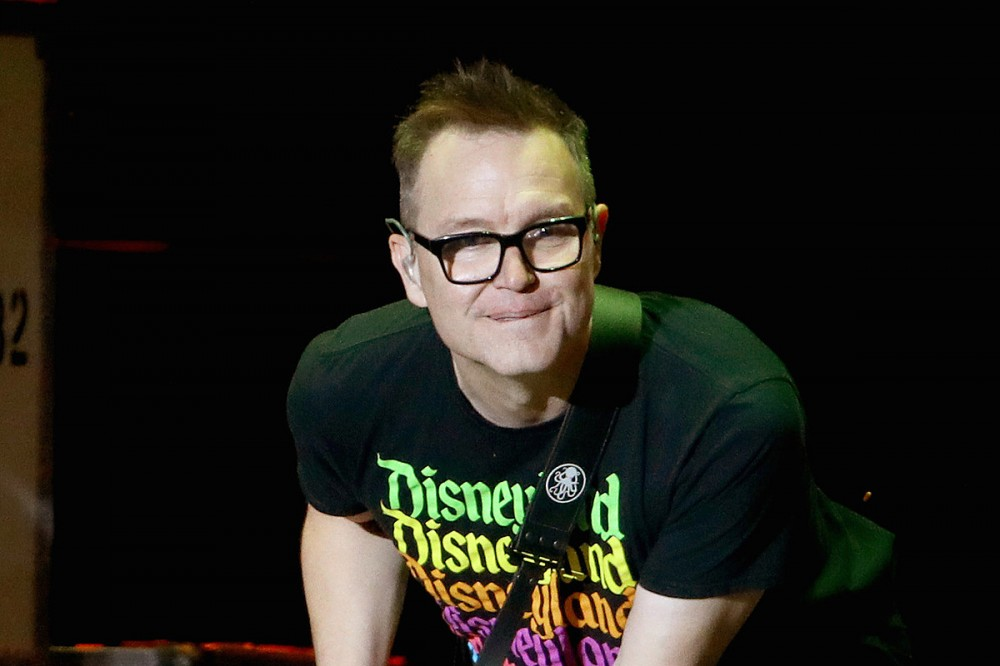 Blink-182's Mark Hoppus Stays Positive as Cancer Test That May Determine Life or Death Approaches