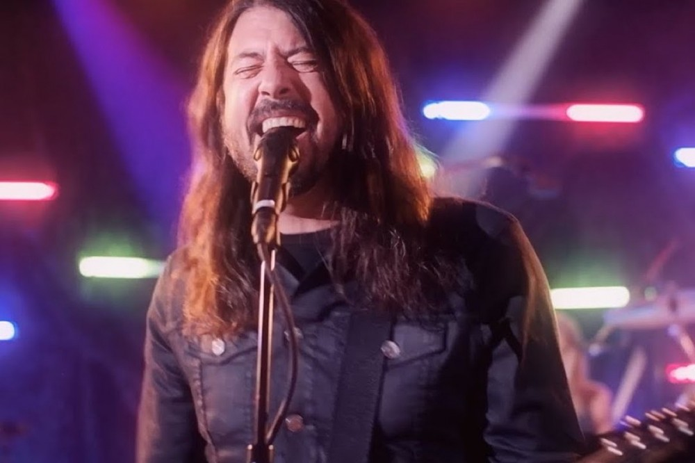 Foo Fighters Go Disco in Video for Bee Gees 'You Should Be Dancing' Cover