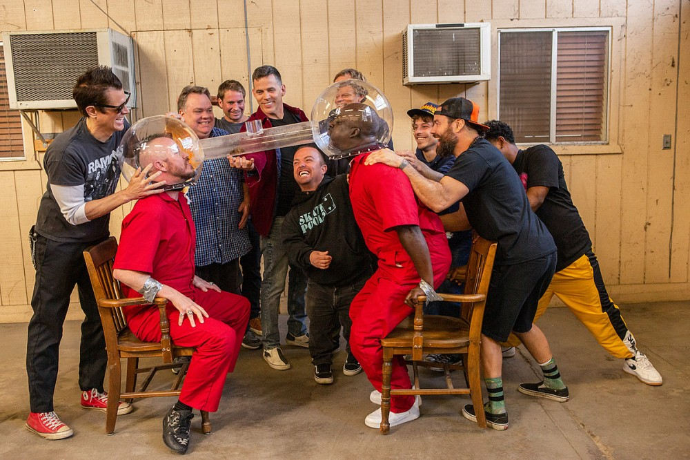 'Jackass 4' Gets Official Title And First Official Images