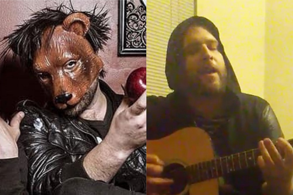 Former The Bunny the Bear Vocalist Chris 'The Bear' Hutka Has Died