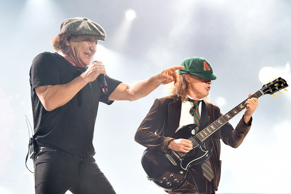 Poll: What's the Best Brian Johnson-Era AC/DC Song? – Vote Now