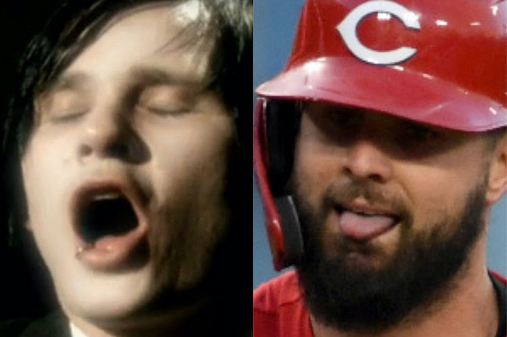 Watch MLB Player Sing blink-182's 'I Miss You' With Fan in Stands