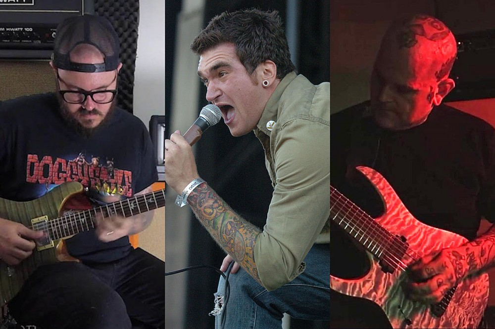 20 Rock + Metal Musicians Who Are Also Tattoo Artists