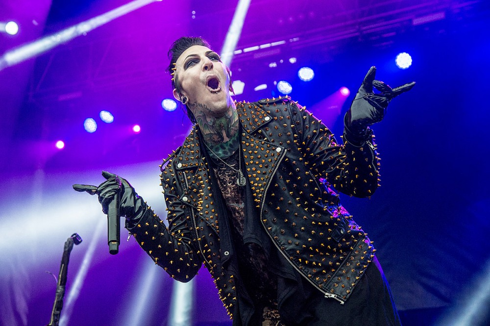 Motionless in White Announce 2021 Tour With Light the Torch, Silent Planet + Dying Wish