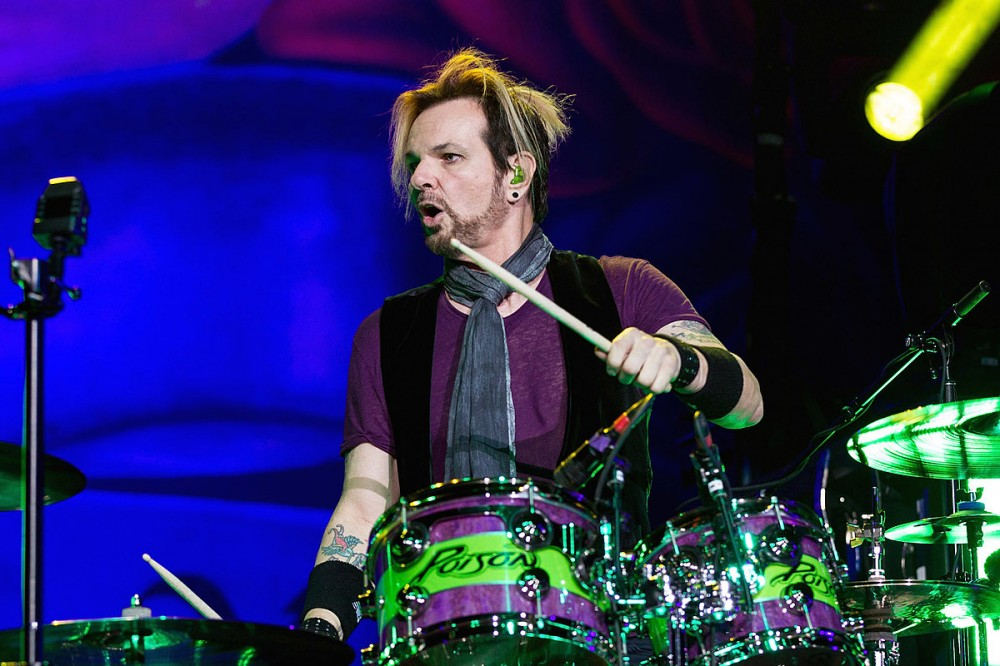 Poison's Rikki Rockett Contracts COVID-19, Says He'd Be 'Way Worse' Without Being Vaccinated