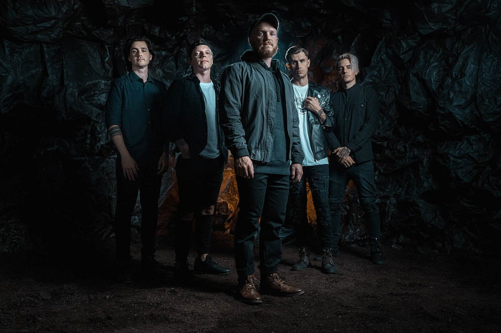 We Came As Romans Challenge You to 'Die or Grow' on New Song 'Darkbloom'