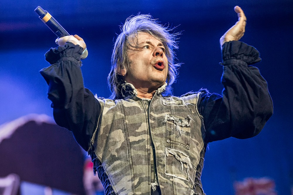 Iron Maiden's Bruce Dickinson – Why Getting Cancer Was a Gift