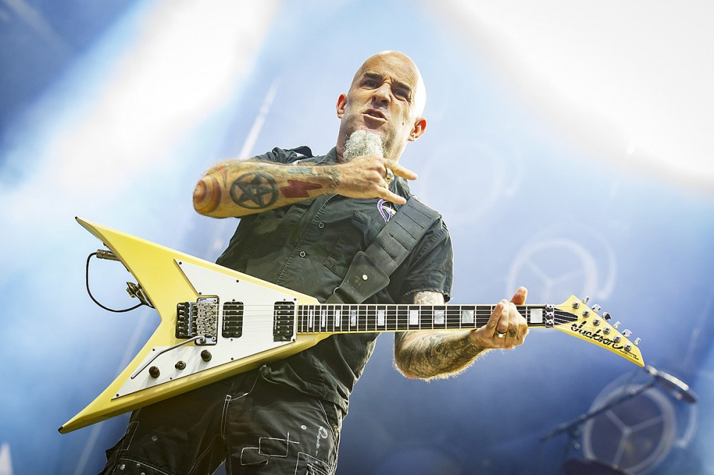 Anthrax's Scott Ian Thinks Time Off Amid Pandemic Will 'Do Wonders' for Bands' Creativity