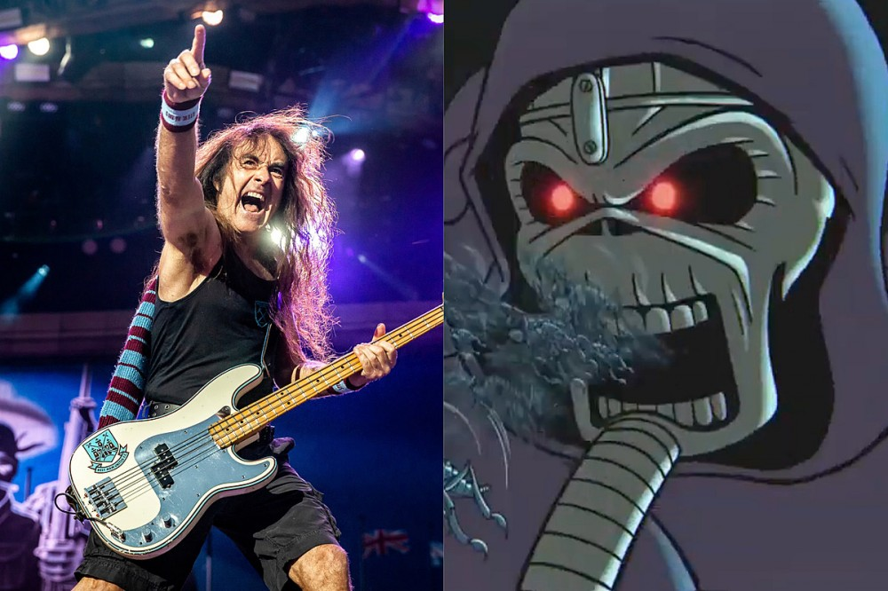 Fans React to Iron Maiden's New Song 'The Writing on the Wall'