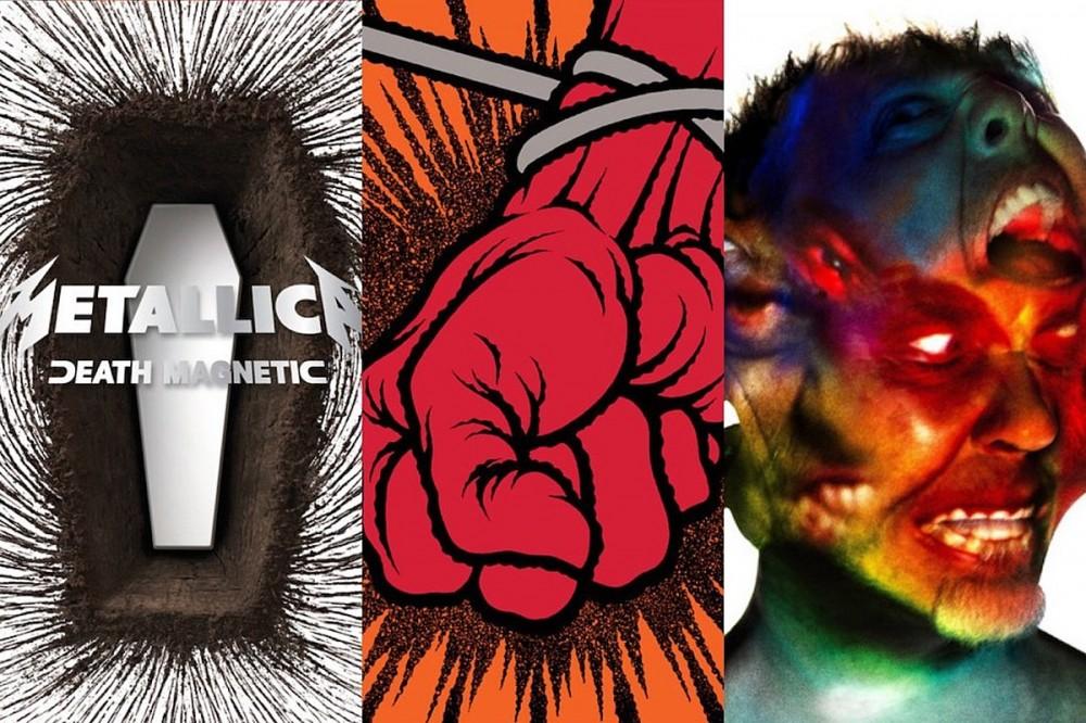 Metallica's 3 Latest Albums Get Corresponding Jigsaw Puzzles
