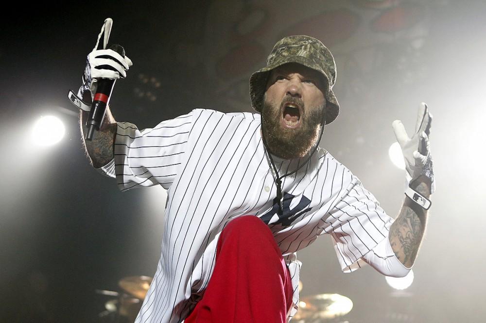 Limp Bizkit Tap Marilyn Manson Drummer Brandon Pertzborn as John Otto Fill-In at First 2021 Show