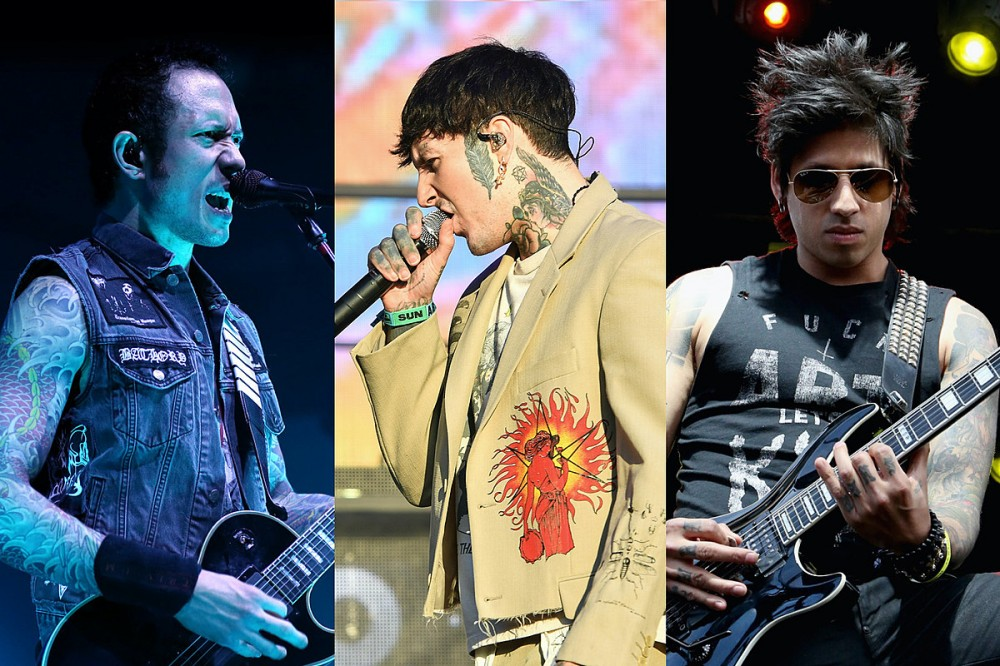10 Rock + Metal Musicians With Amazing Tattoos, A Discussion
