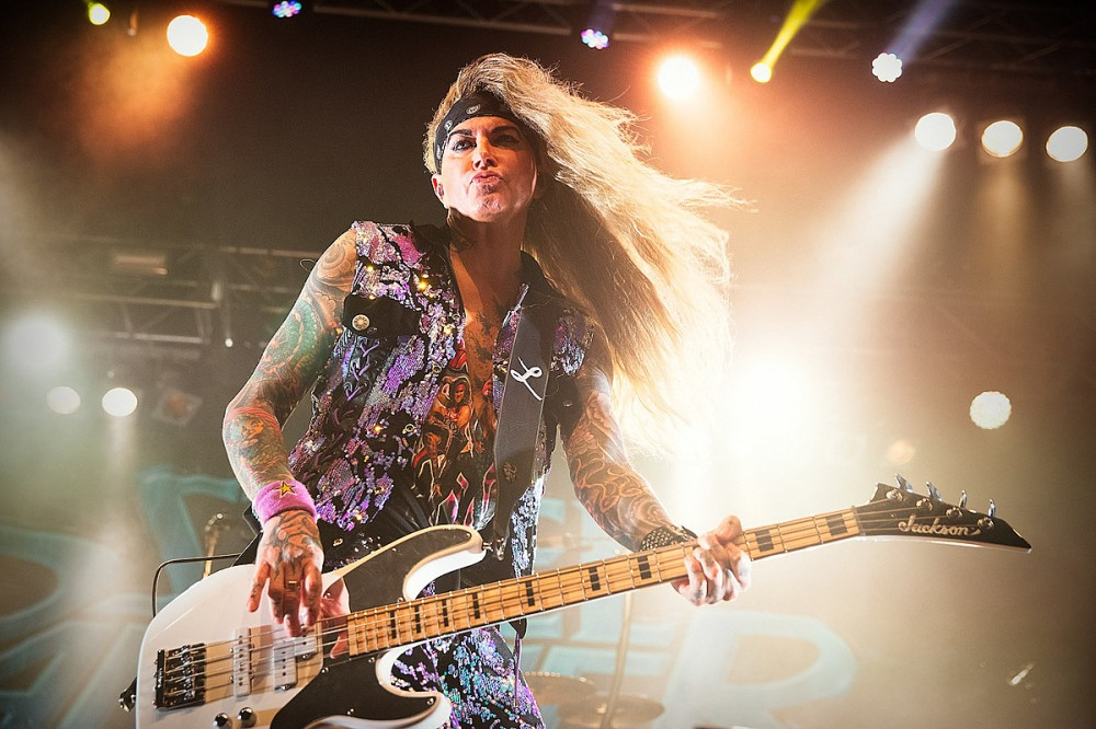 Steel Panther Announce Departure of Bassist Lexxi Foxx