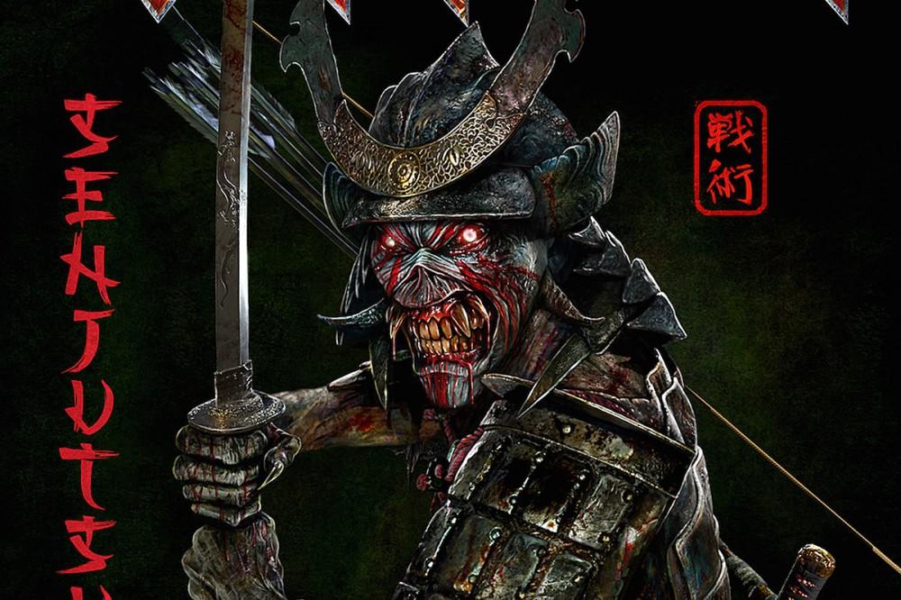 Iron Maiden Fans React to Samurai Eddie on New Album Cover