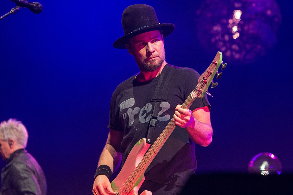 Jeff Ament Unsure About a Tour Where Pearl Jam Are 'Checking Vaccination Cards'