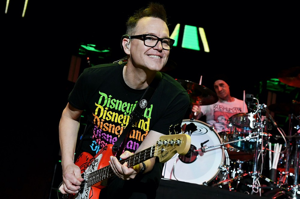 Blink-182's Mark Hoppus – The Chemo is Working, It's the Best Possible News
