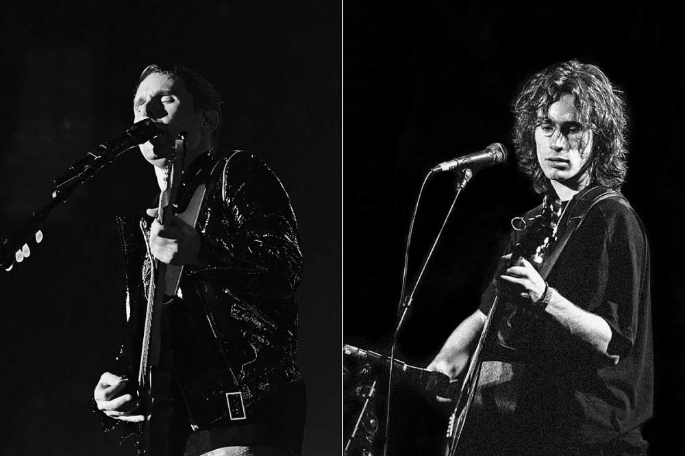 Matt Bellamy Song Played on Jeff Buckley's Guitar Sells as $27K NFT Fundraiser